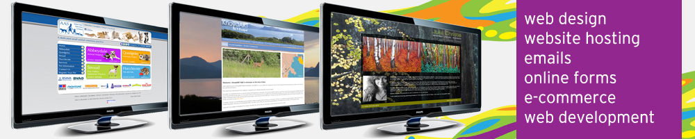 Web Design in Stroud